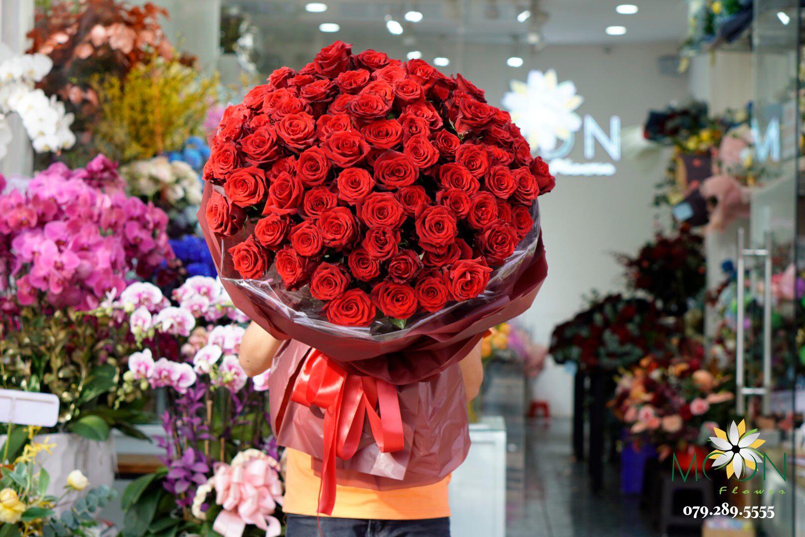 Hoa Hồng Đỏ – Loài hoa mang sứ mệnh của tình yêu